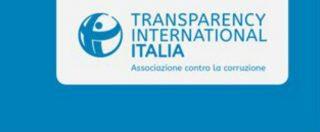 Corruzione e riciclaggio, in un rapporto di Transparency i buchi della legge italiana