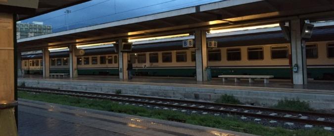 Sicilia, il treno Palermo – Agrigento sbaglia direzione e va verso Messina