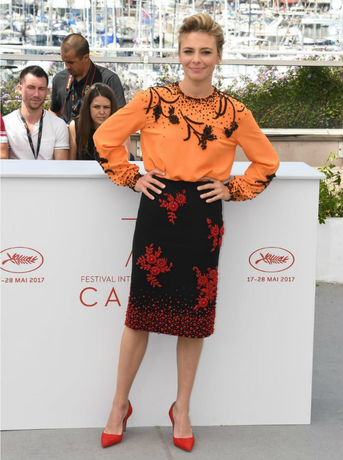 """Cannes 2017, Jasmine Trinca premiata come miglior attrice di """"Un Certain Regard"""""""