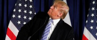 """Usa, Washington Post: """"Trump ha rivelato informazioni segrete a Mosca su Isis"""". Casa Bianca: """"Storia falsa"""". Ma il presidente dice: """"Avevo il diritto di farlo"""""""