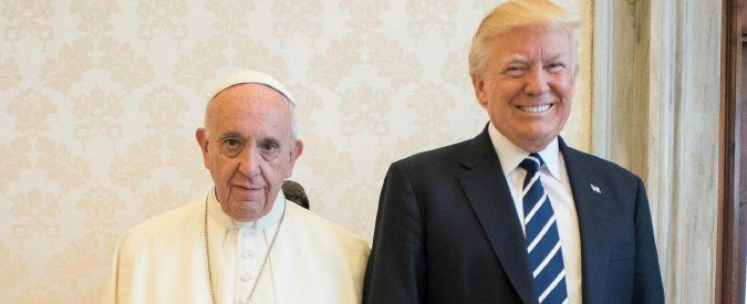 Trump cercava un alleato, Papa Francesco non si è lasciato affascinare