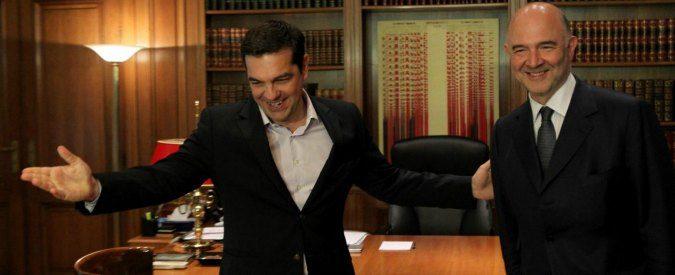 Grecia, solo pacche sulle spalle dall'Eurogruppo: per Atene né accordo, né piano B