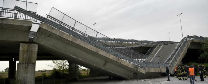 Strade e viadotti, per metterli in sicurezza servono 2,5 miliardi l'anno: ne mancano 1,4. E c'è un ventennio da recuperare