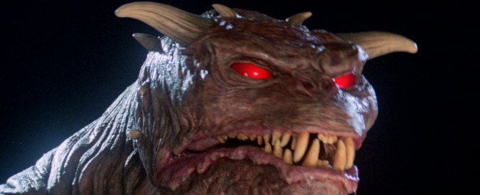 Nuova specie di dinosauro chiamata come il demone del film Ghostbuster