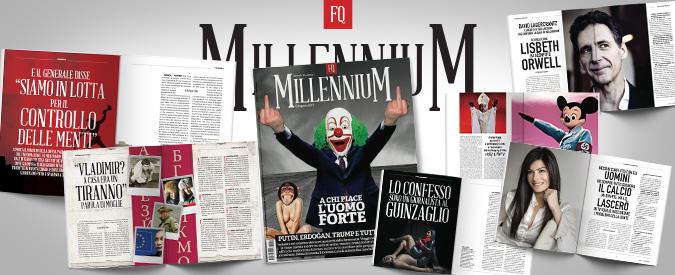 """Fq MillenniuM, le scimmie sono più intelligenti del software di Facebook. Campagna bloccata: """"No al nudo"""""""
