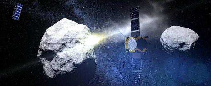 """Nasa, dieci asteroidi """"potenzialmente pericolosi"""" passeranno vicino alla Terra"""