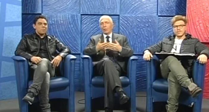 Tra Ismaele La Vardera e Francesco Benigno finisce in rissa