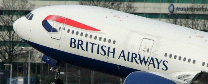 """British Airways, """"errore umano"""" dietro al guasto che dieci giorni fa ha paralizzato la compagnia: """"Server scollegati"""""""