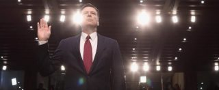 """Trump, Comey in audizione al Senato: """"Ha mentito su di me e l'Fbi. Voleva che lasciassi cadere l'indagine su Flynn"""""""