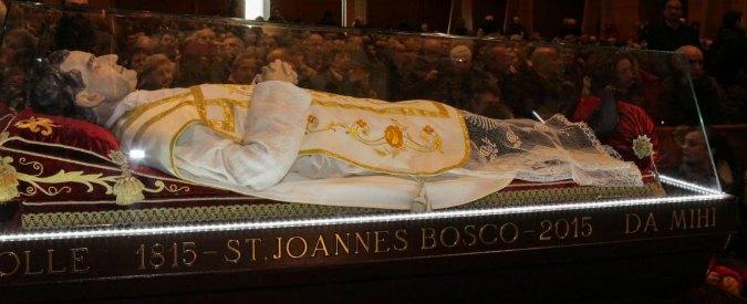 Don Bosco, rubata la reliquia del santo: sparita l'urna contenente il cervello
