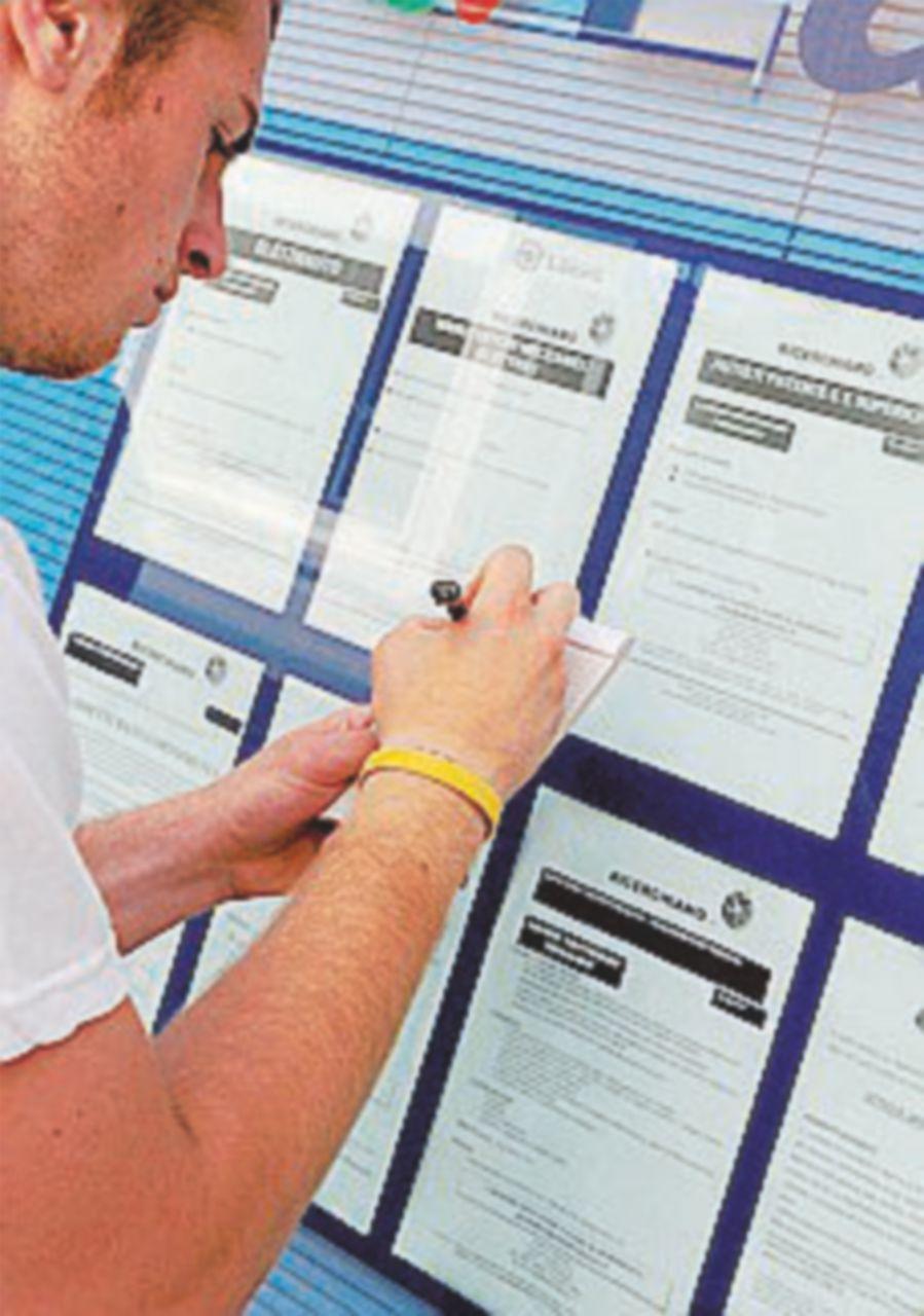 """Cercasi ingegnere, massimo dei voti: per 600 euro al mese"""