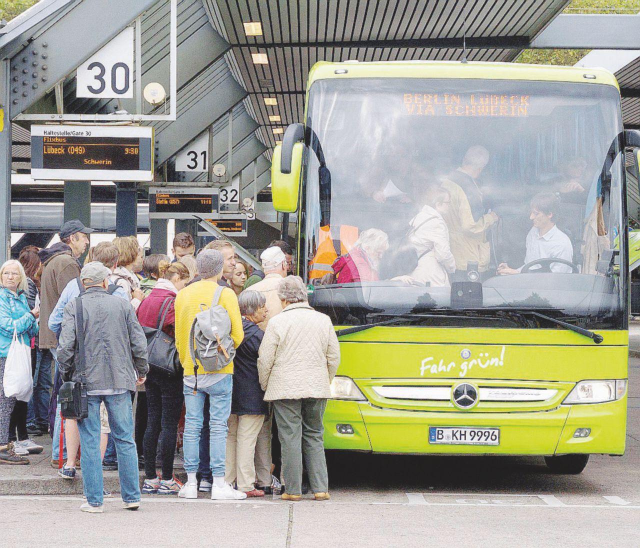 Flixbus, le concessioni statali ottenute grazie a una circolare