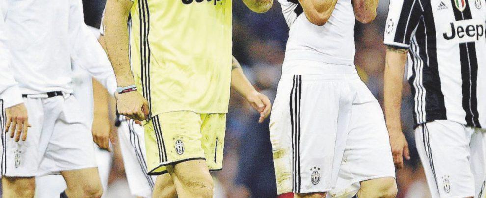 La Juventus dura un tempo, il Real la schianta nel secondo
