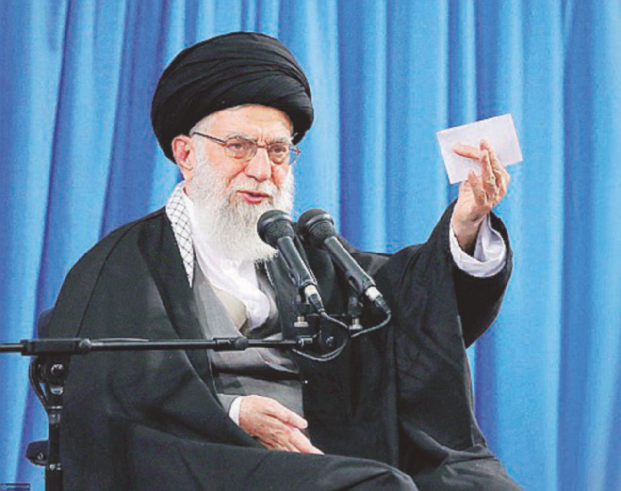 """Khamenei: """"Trump inaffidabile anche per partner europei"""""""