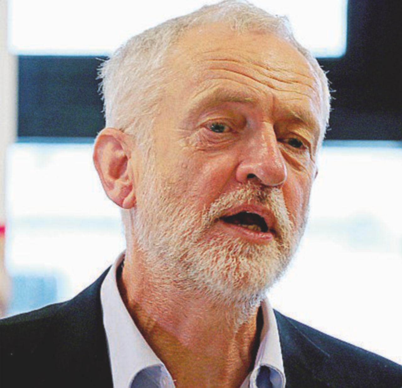 Corbyn, il rosso che rassicura