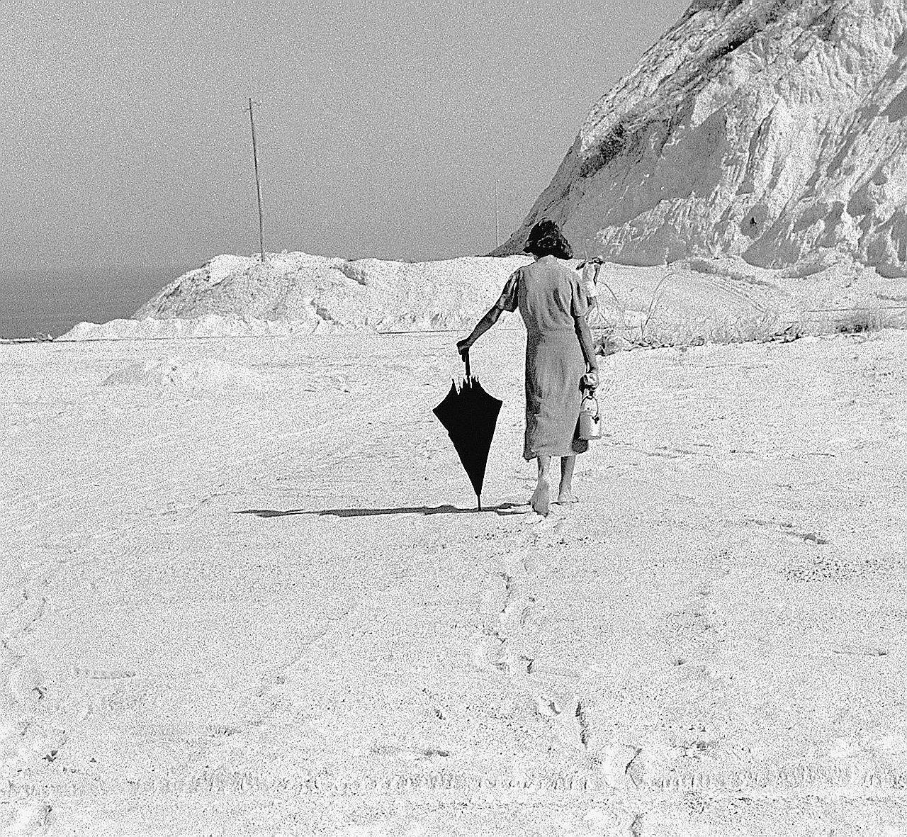 Sud e Quarto Stato: Cecilia Mangini, la divina fotografa