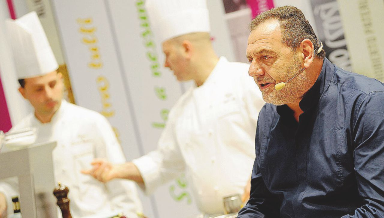 Il mestiere di chef non dà il male di vivere