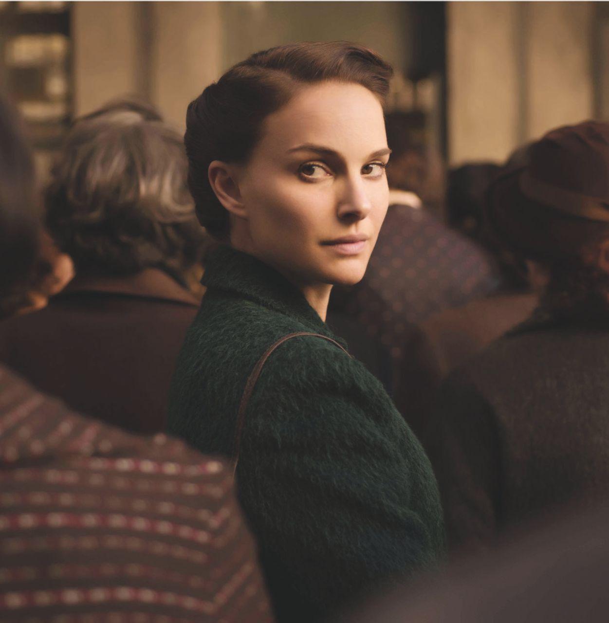 La Gerusalemme oscurata e sterile di Natalie Portman