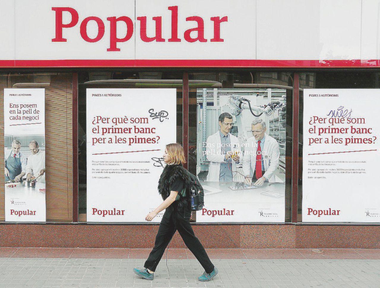 Spagna, bail-in per il Banco. Padoan trema per le venete