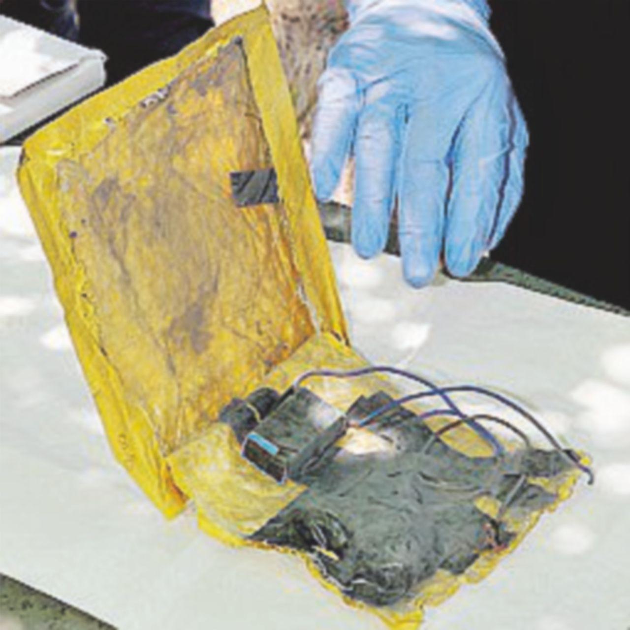 Buste gialle con esplosivo per i due pm anti-sovversivi
