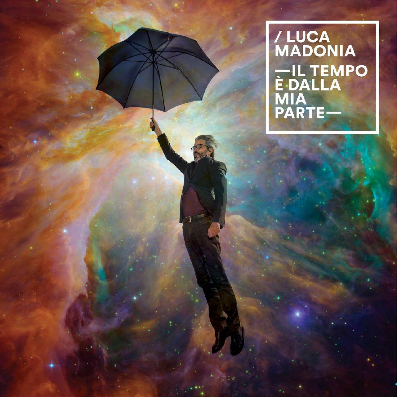 Luca Madonia non ha fretta, il tempo è dalla sua parte