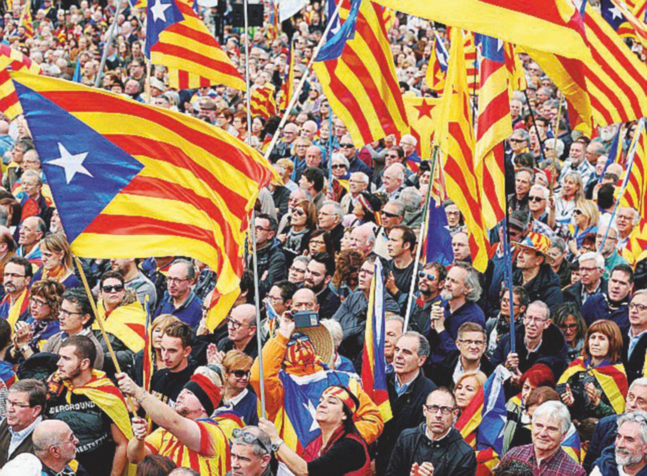 Il 1° ottobre la Catalogna balla da sola