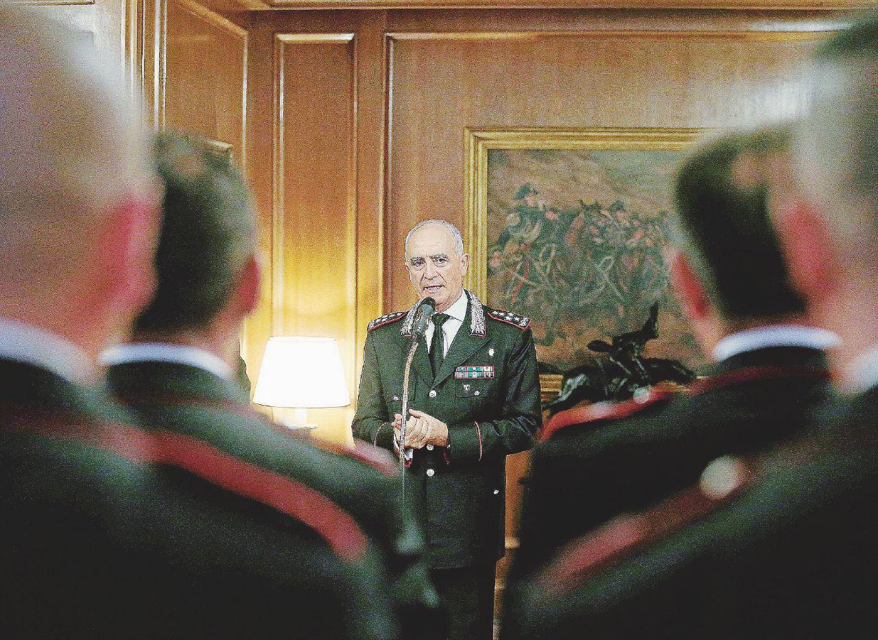 """Consip, il colonnello Noe indagato: """"Informai i vertici dell'Arma dell'inchiesta"""""""