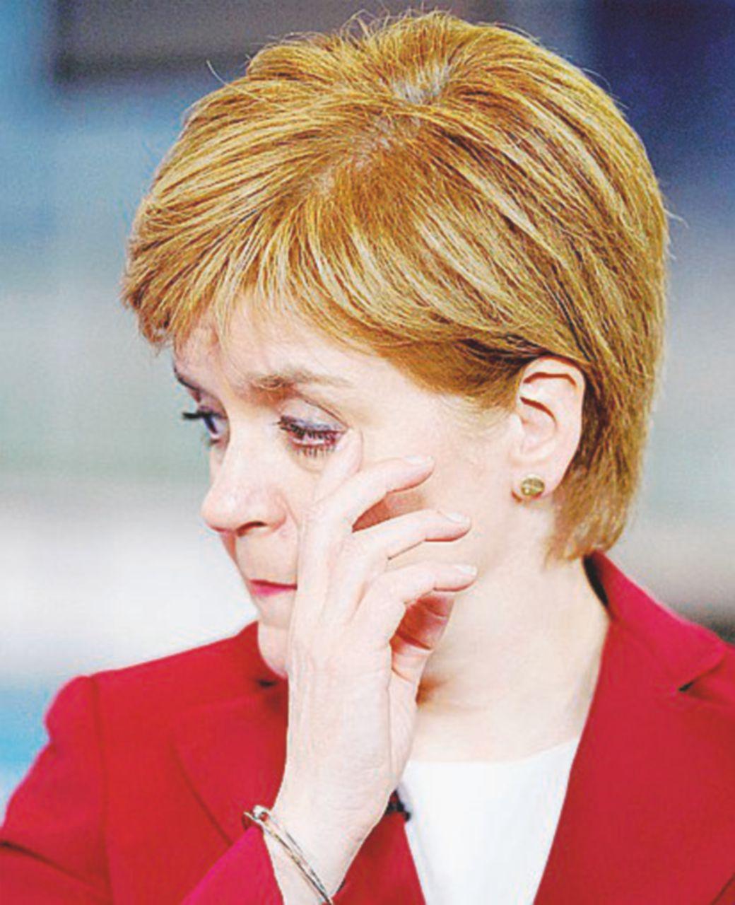 Sturgeon, l'indipendenza può attendere