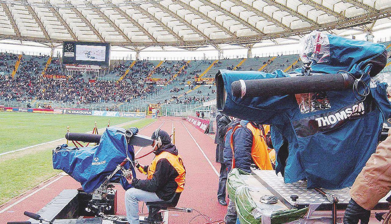 Briciole sulla Serie A, il grande flop dei diritti televisivi
