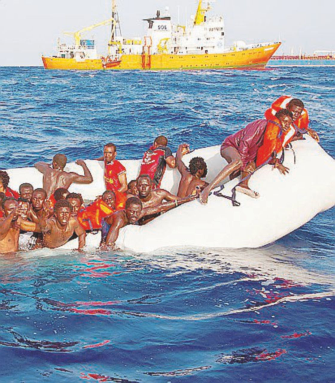 "La Libia: ""Le Ong aspettano i barconi"""