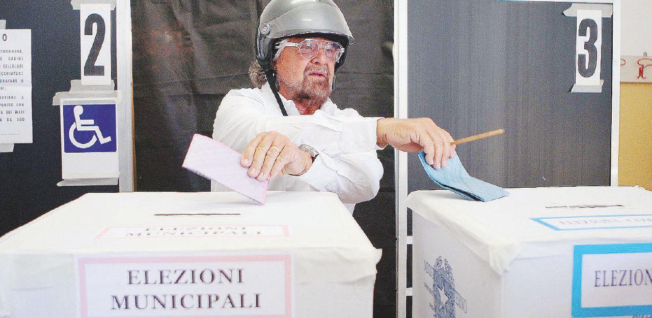 Genova non segue Grillo: la sfida è tra i vecchi partiti