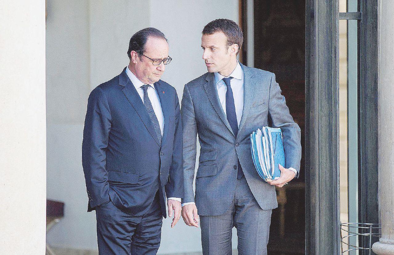 Spostando la sinistra più in là: tra Macron, Hollande e altri guai