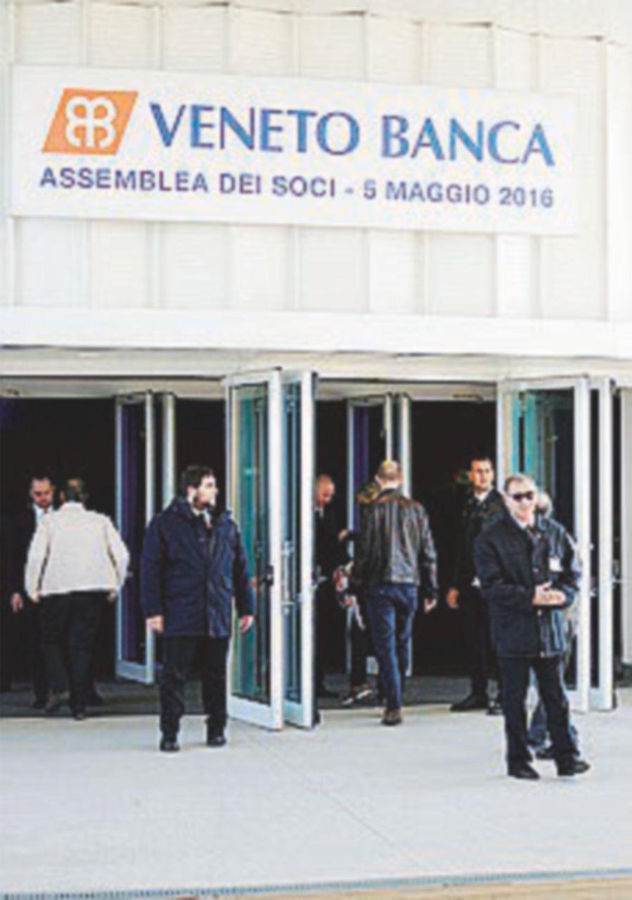 Banche venete, avviata l'azione di responsabilità