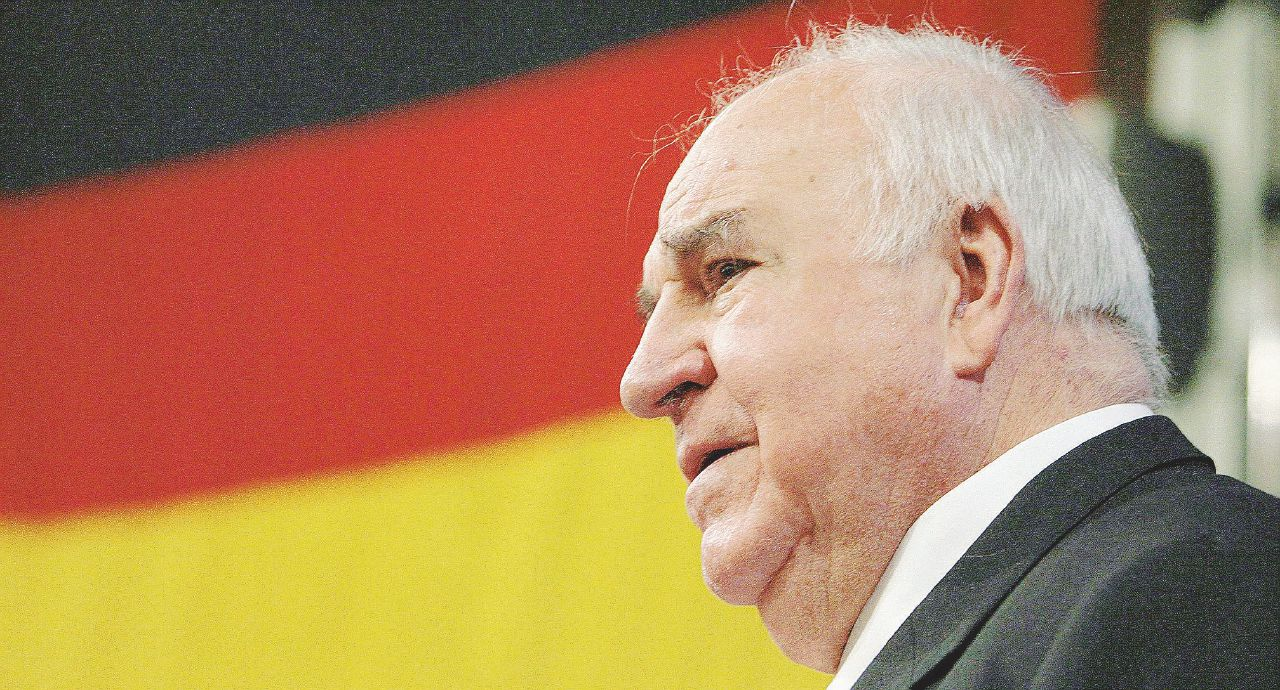 Helmut: patria, ideali e salsicce. Il Cancelliere che squarciò il Muro