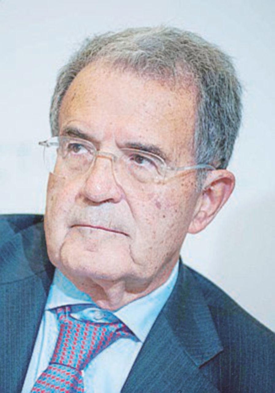 """Prodi: """"Meglio 262 pagine di programma di un semplice tweet"""""""