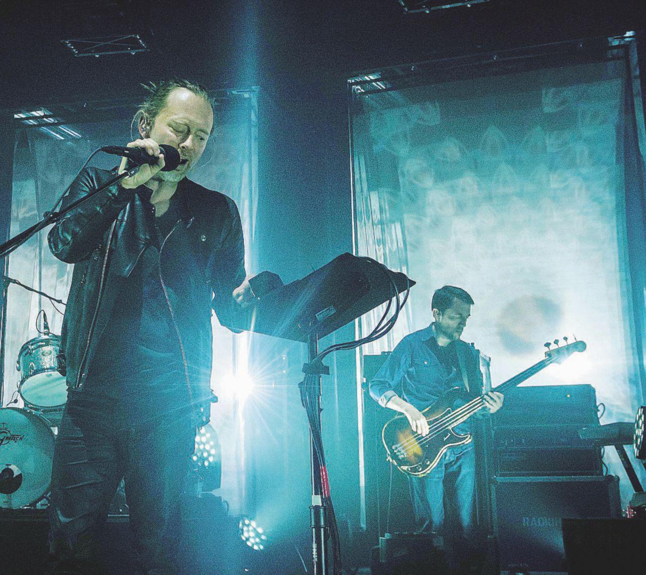 La musica abbatte i muri, oppure li tira su: Radiohead per le Marche