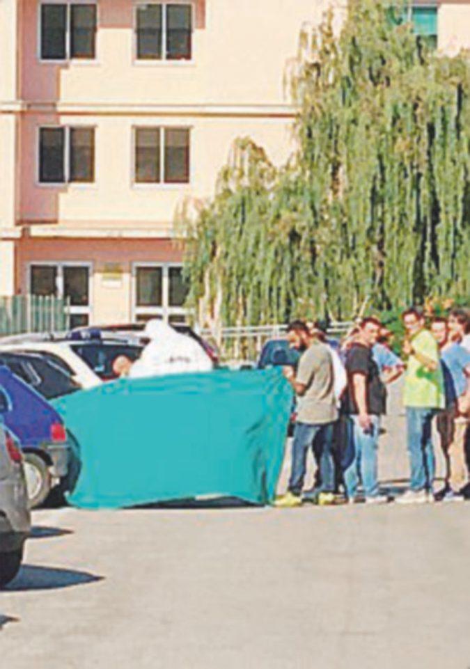 Teramo: dottoressa uccisa a coltellate davanti all'ospedale