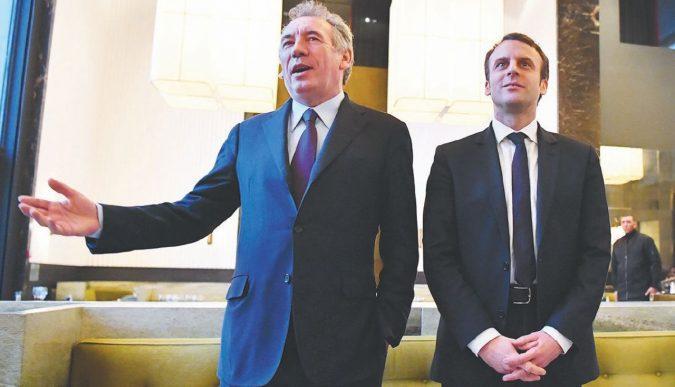 Cucù, Bayrou non c'è più. Macron senza zavorra