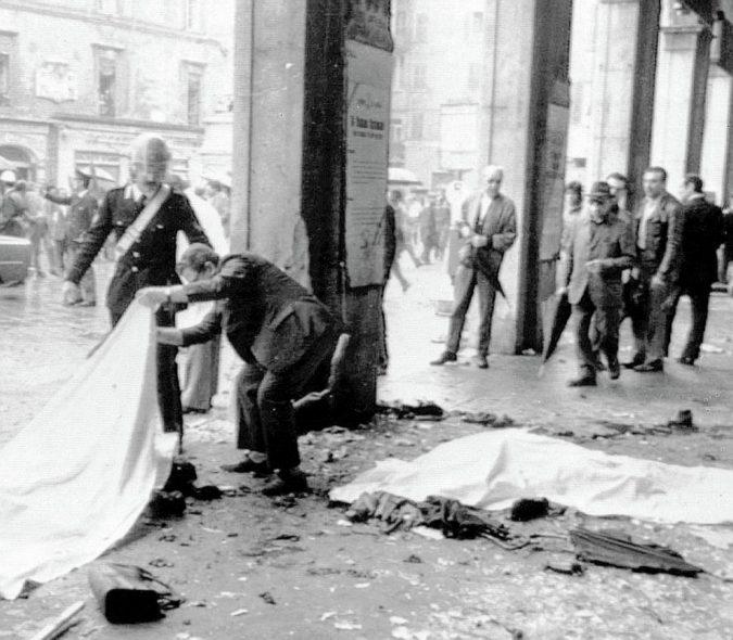 Bombe nere e i Servizi sapevano: ora è storia