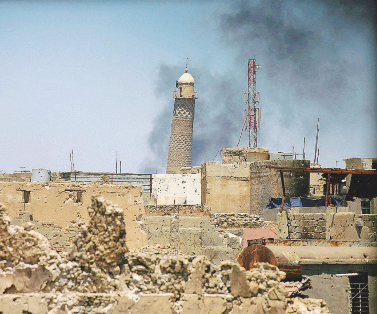 Da Mosul a Raqqa, lo scempio finale del sogno dell'Isis