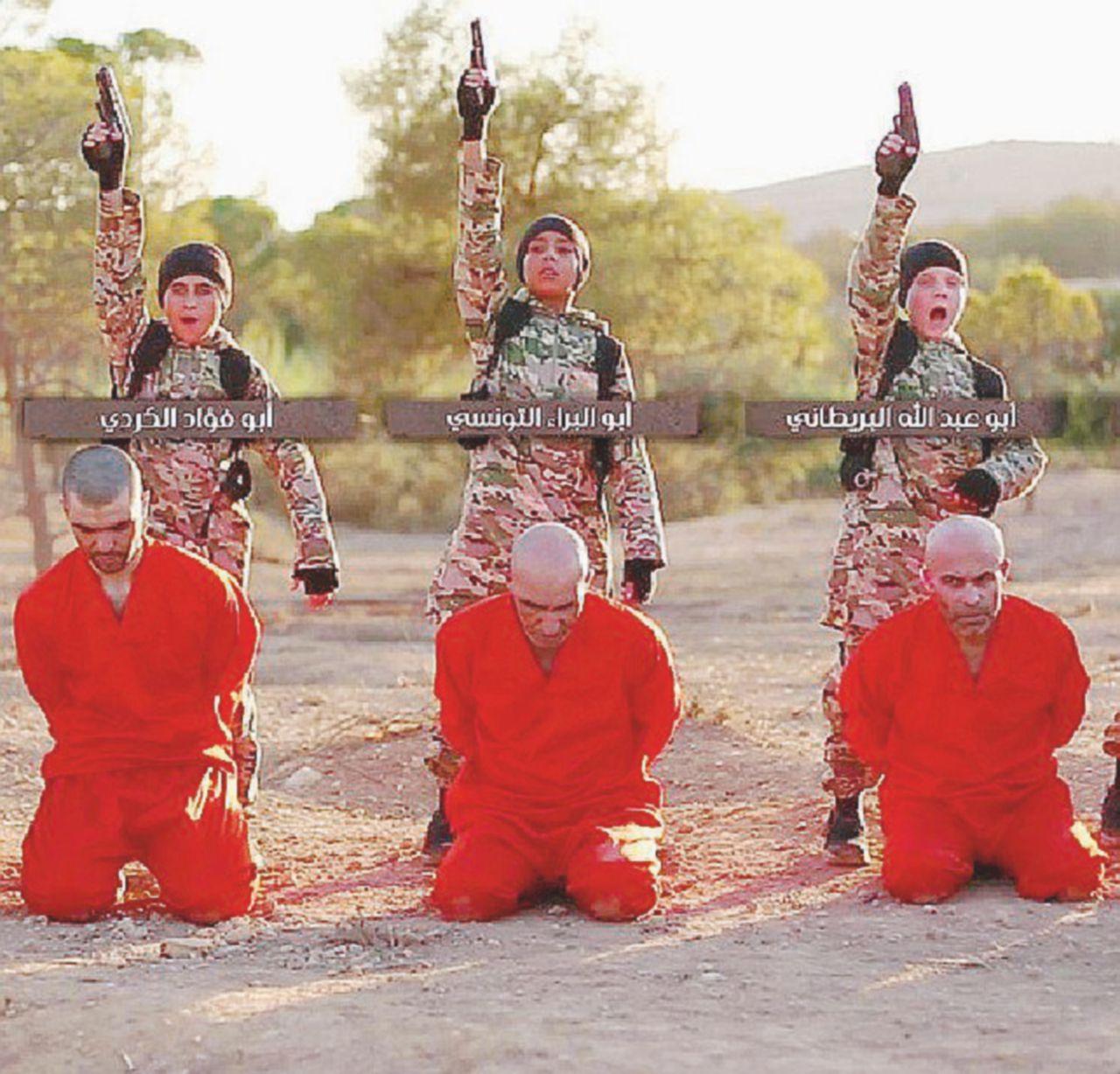 """I """"cuccioli"""" del Califfo: l'ultima speranza del jihad"""