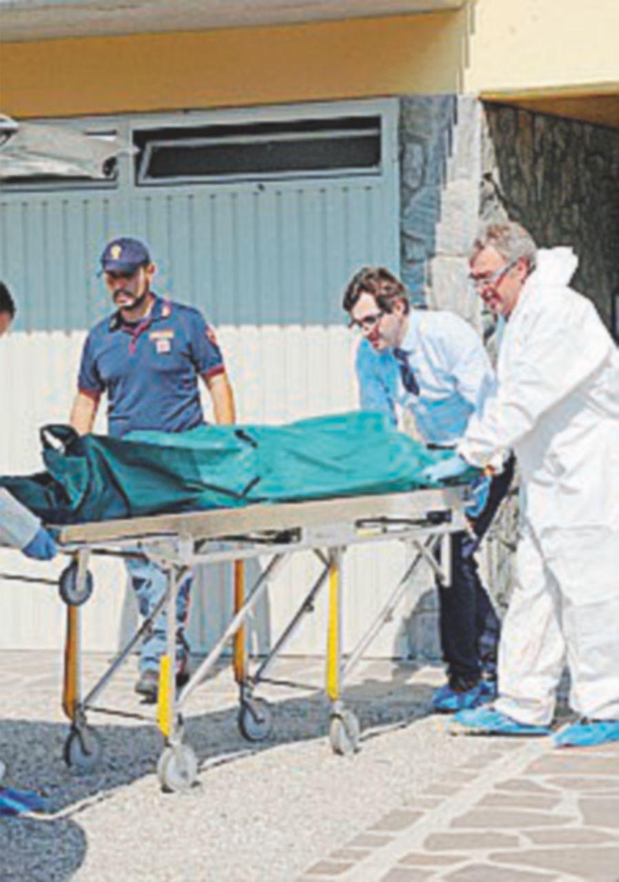Modena, ammazza il compagno e lo evira col coltello da cucina