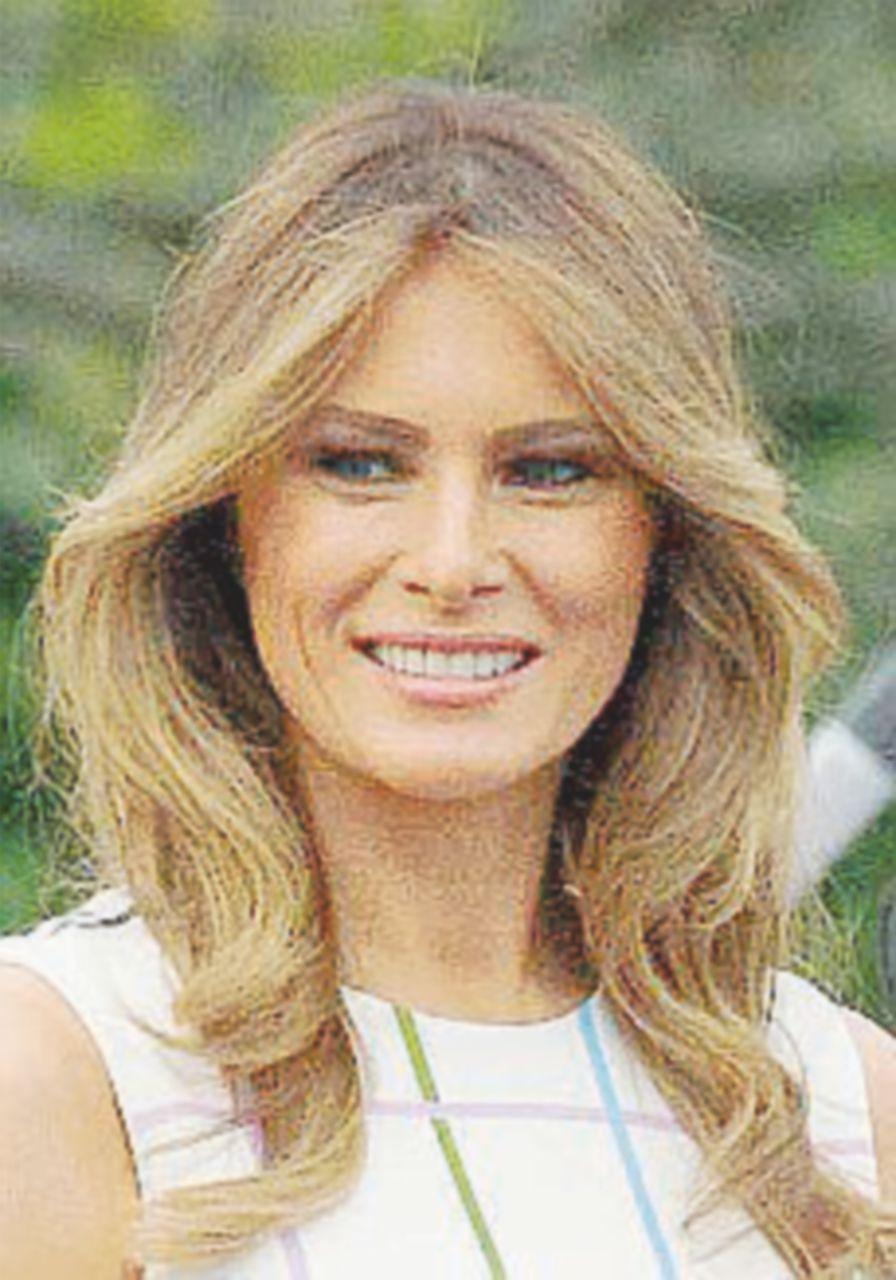 """Silvio B.: """"Cosa mi piace di Trump? Sua moglie"""""""