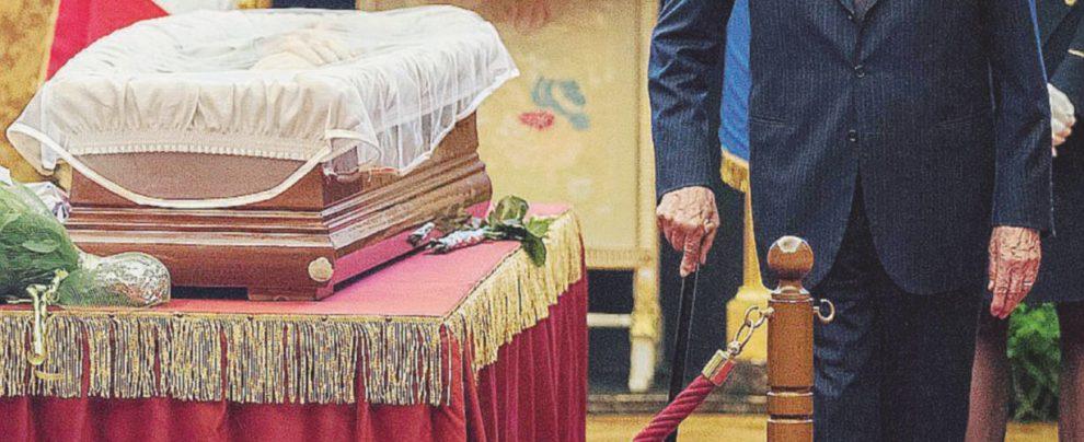 """La Camera saluta il giurista Napolitano: """"Idee diverse"""""""