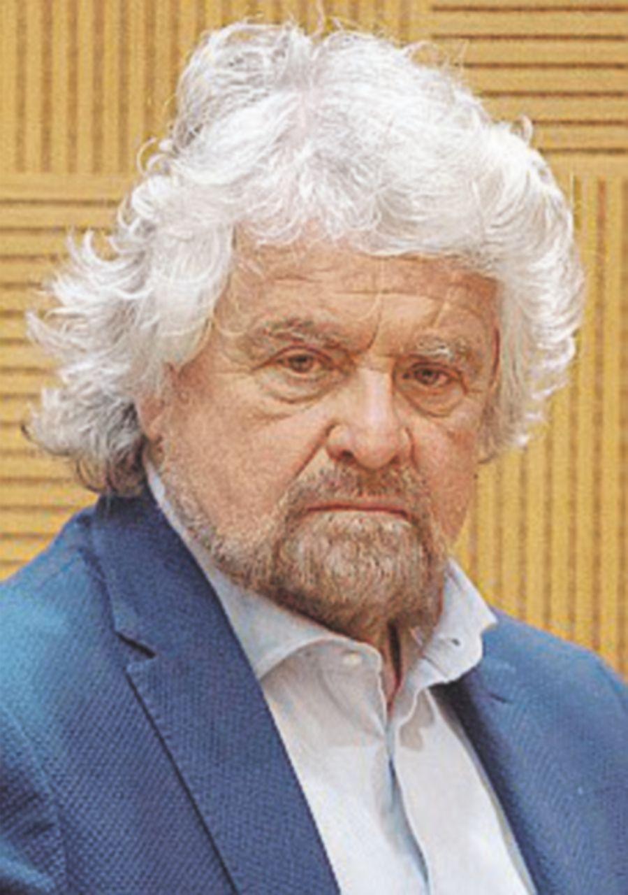"""Grillo: """"Vero signore tradito dai suoi, Italia senza memoria"""""""