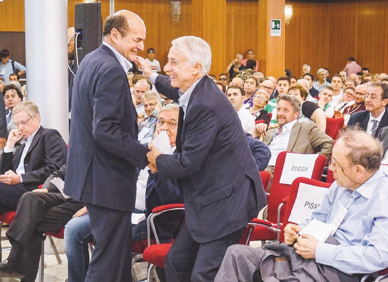 """""""Insieme"""" a sinistra ci sono Pisapia, Bersani e gli ex Dc"""