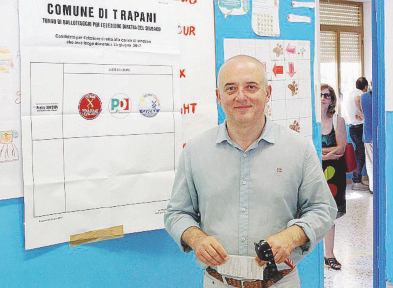 A Trapani il candidato unico non vince