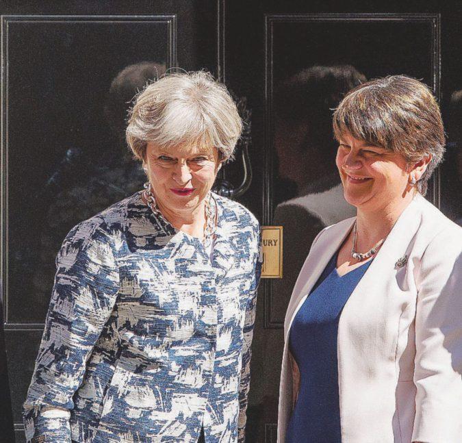 May e l'accordo-capestro per un governicchio inglese
