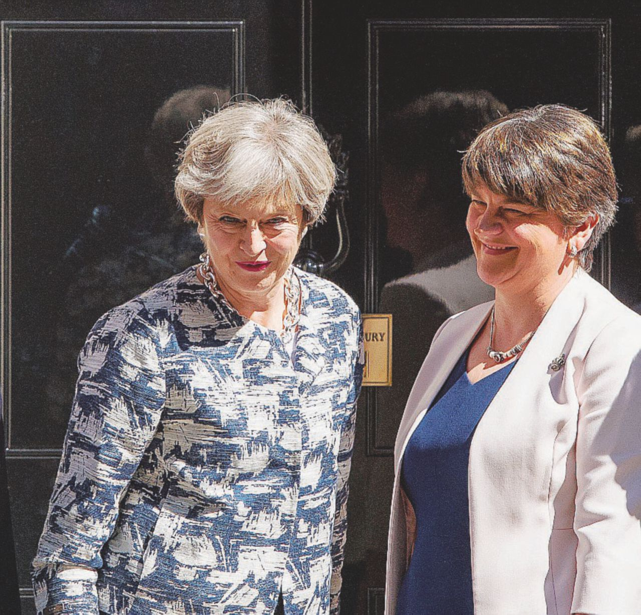 May e l'accordo-capestro per un governicchio inglese