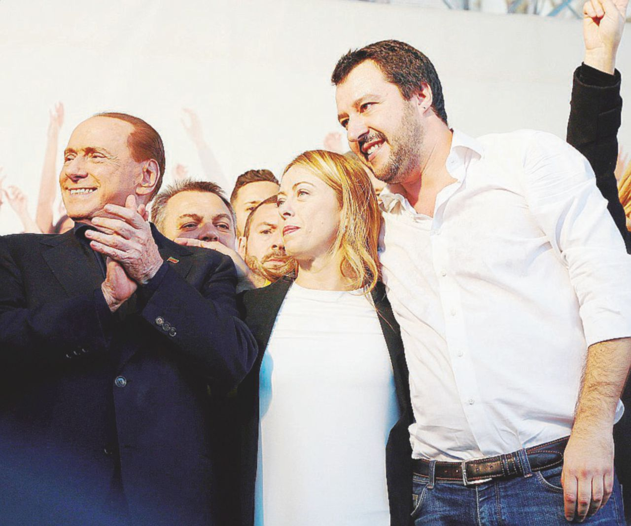 L'equivoco Caimano: in realtà hanno vinto astenuti e anti-Renzi